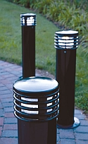 Removable Bollard Lights